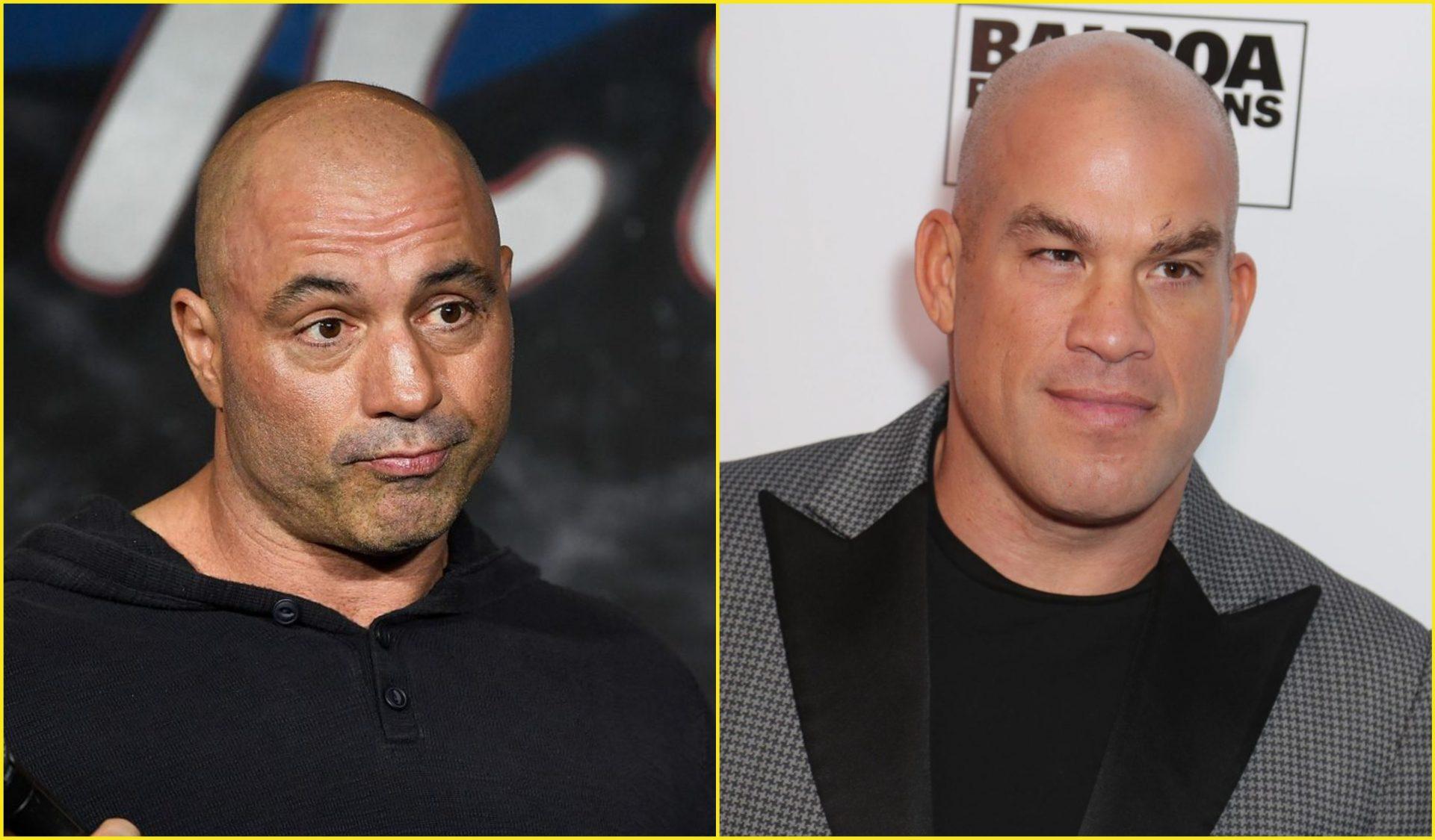 Tito Ortiz calls Joe Rogan a Quitter for leaving California - Rogan
