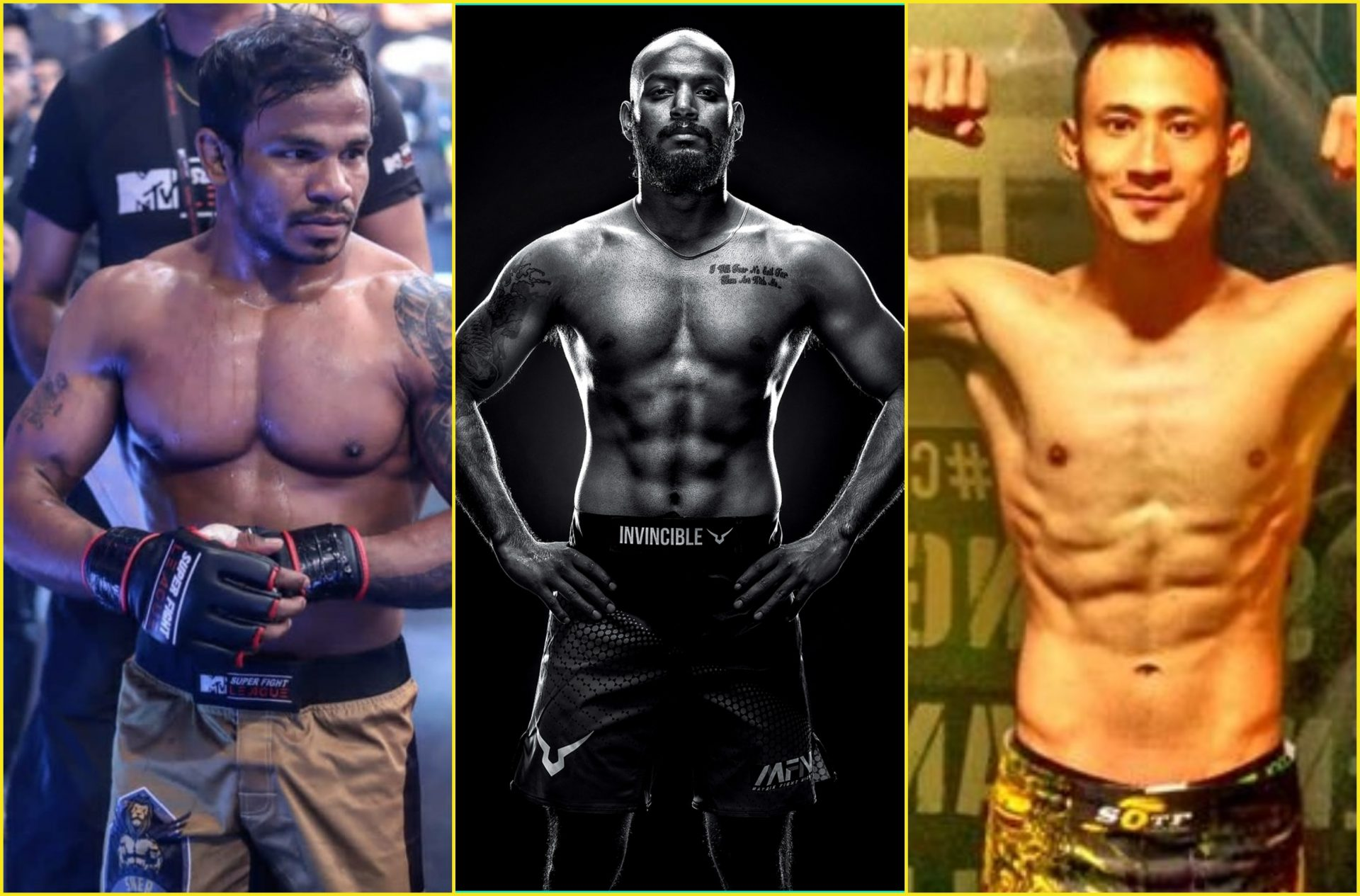 Five Indian fighters will have a shot at qualifying for PFL's Million Dollar competition - PFL
