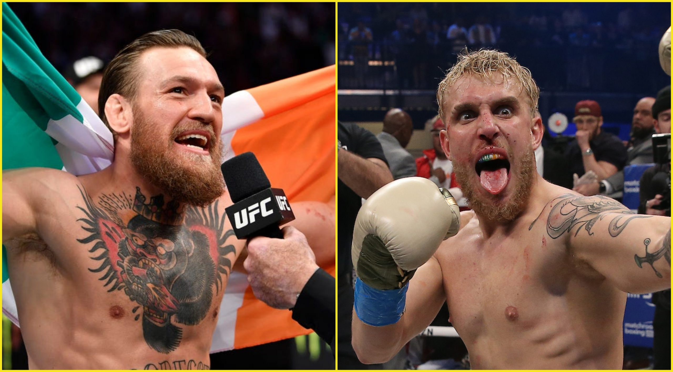 Youtube star Jake Paul reveals why a fight with Conor McGregor is 'bound to happen' - MMA INDIA