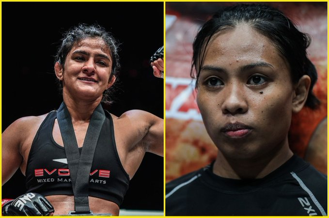 Ritu Phogat to fight Jomary Torres of Philippines in December - Ritu Phogat