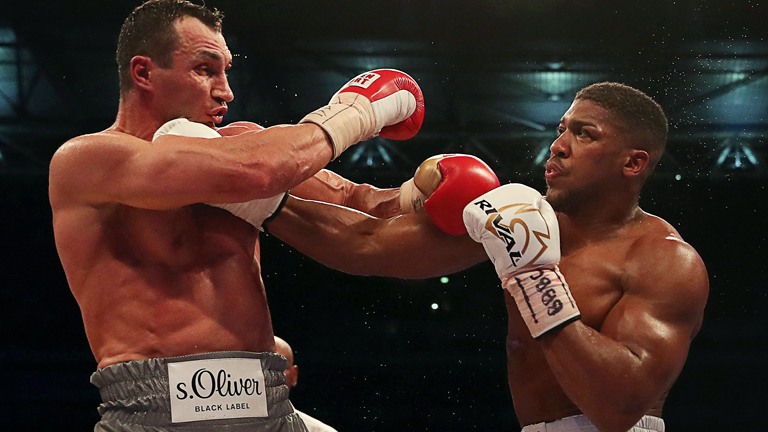 Anthony Joshua: The Road To Klitschko documentary shows the amazing rise of a troubled youth to boxing's riches - Anthony Joshua