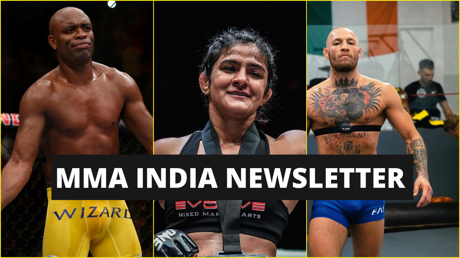 MMA India's Weekly Roundup (23-30 November): Conor McGregor enters gaming business, RIZIN interested in signing Anderson Silva - conor