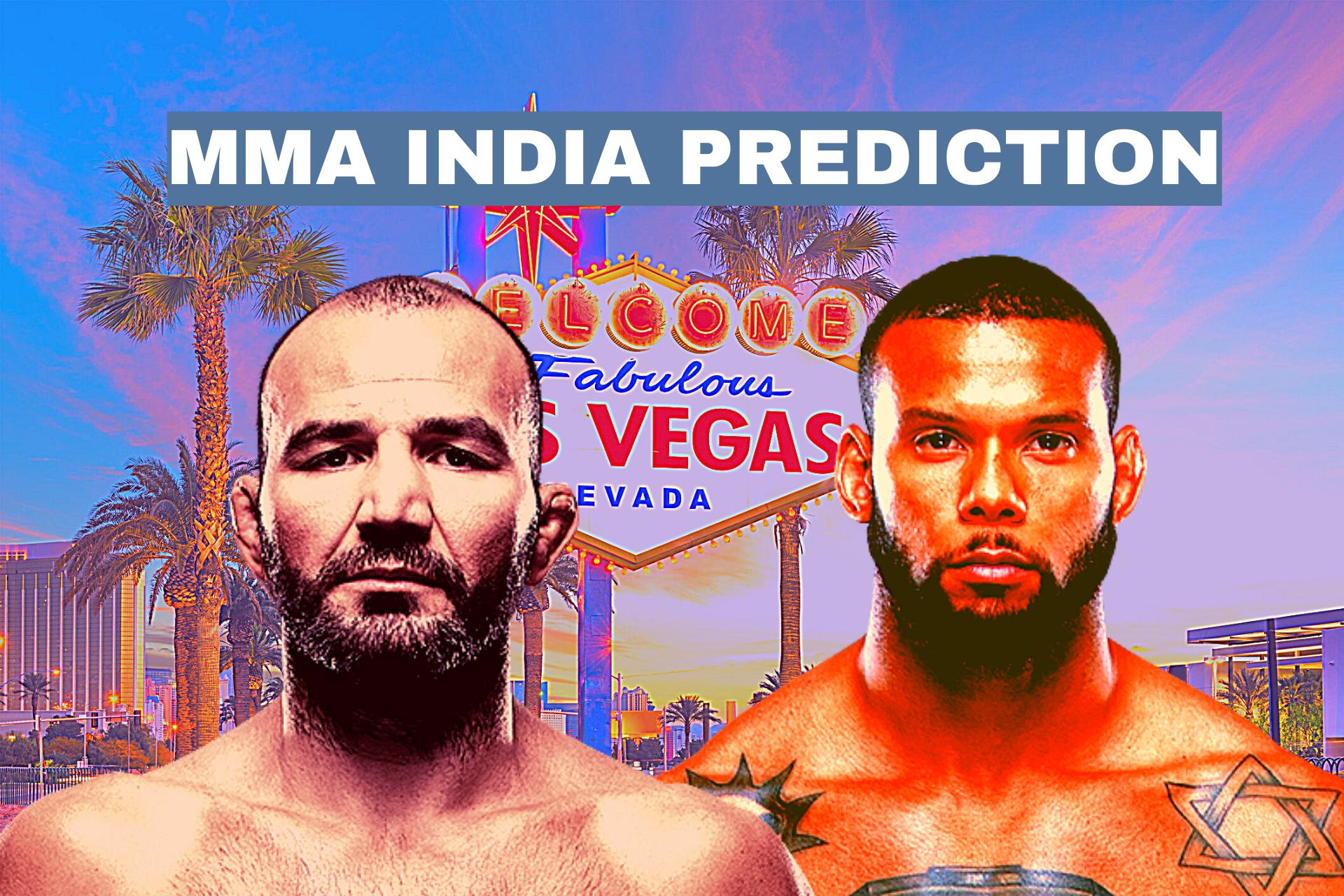 UFC Vegas 13: Santos vs Teixeira Odds, Prediction, Verdict - Santos