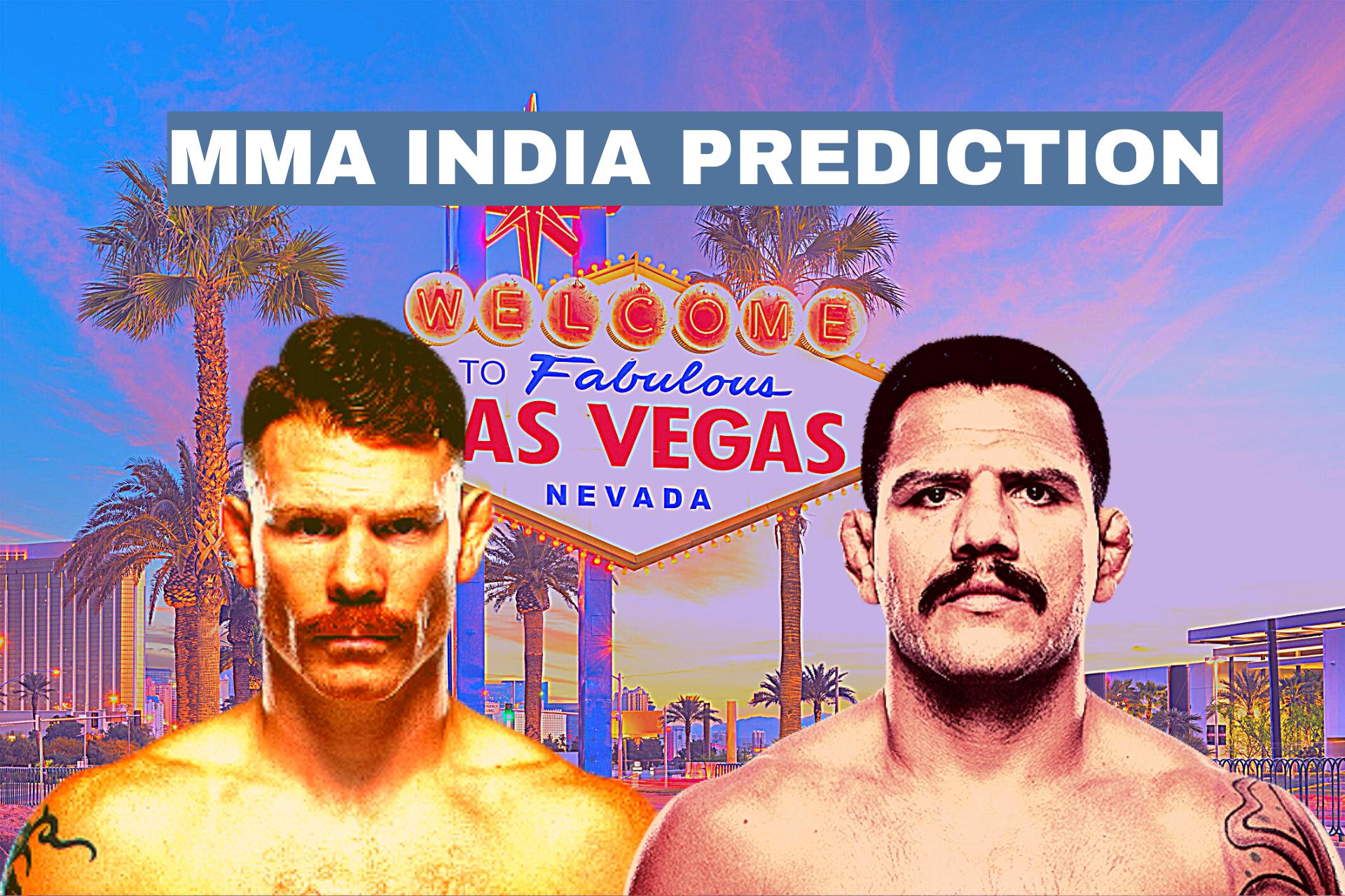 UFC Vegas 14: Dos Anjos vs Felder betting Odds, Prediction - Felder