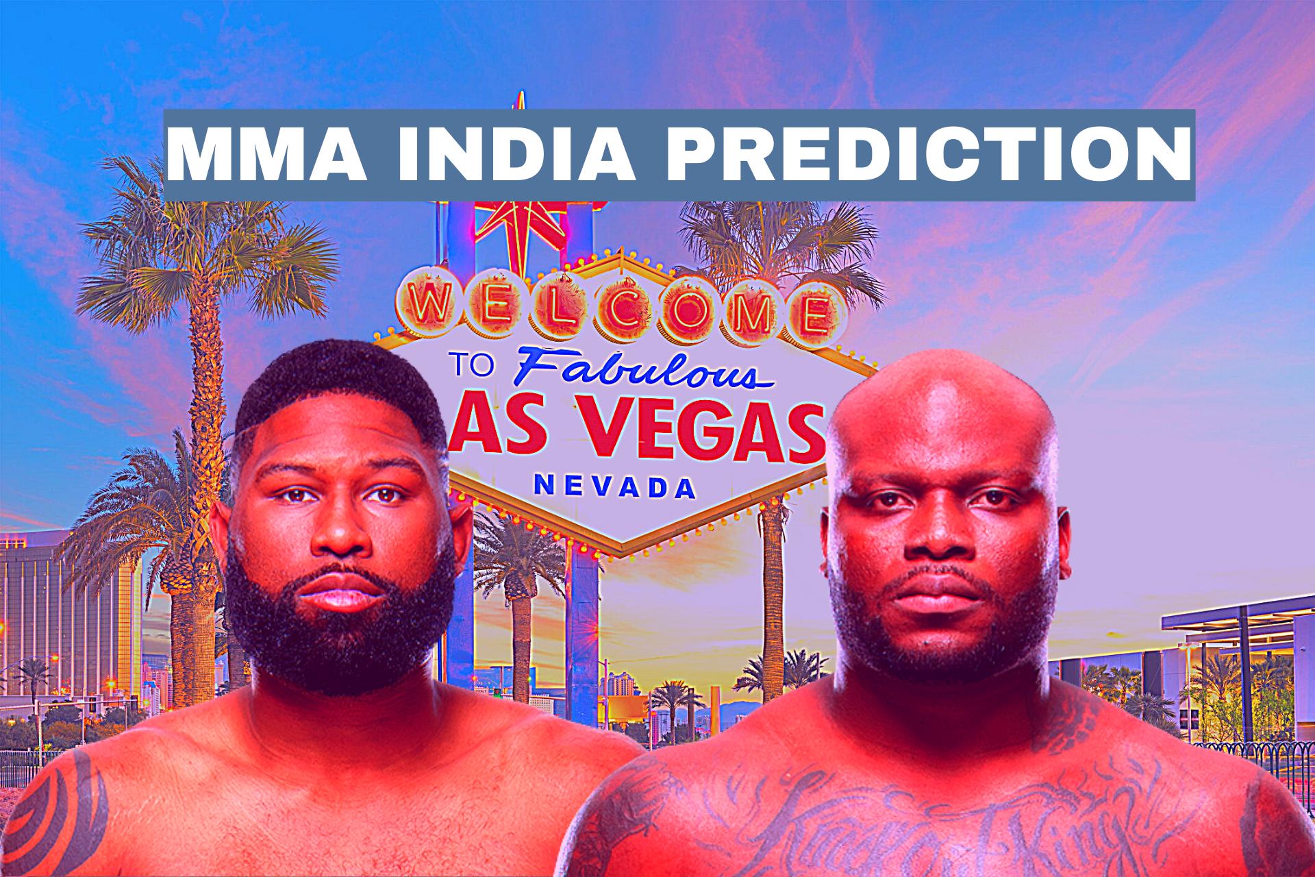 UFC Vegas 15: Blaydes vs Lewis Betting Odds and Predictions - Blaydes
