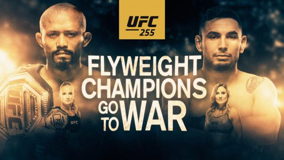 UFC 255: Figueiredo vs. Perez - UFC 255