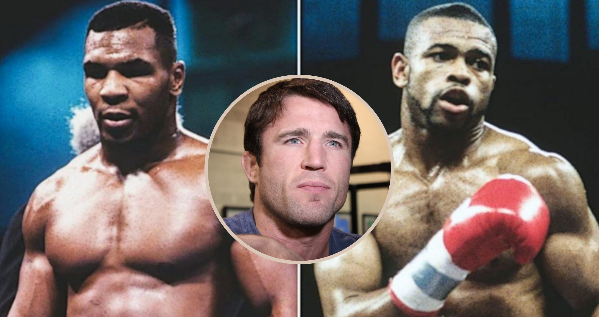 Chael Sonnen believes Mike Tyson will be using PEDs in Roy Jones Jr. fight - Sonnen
