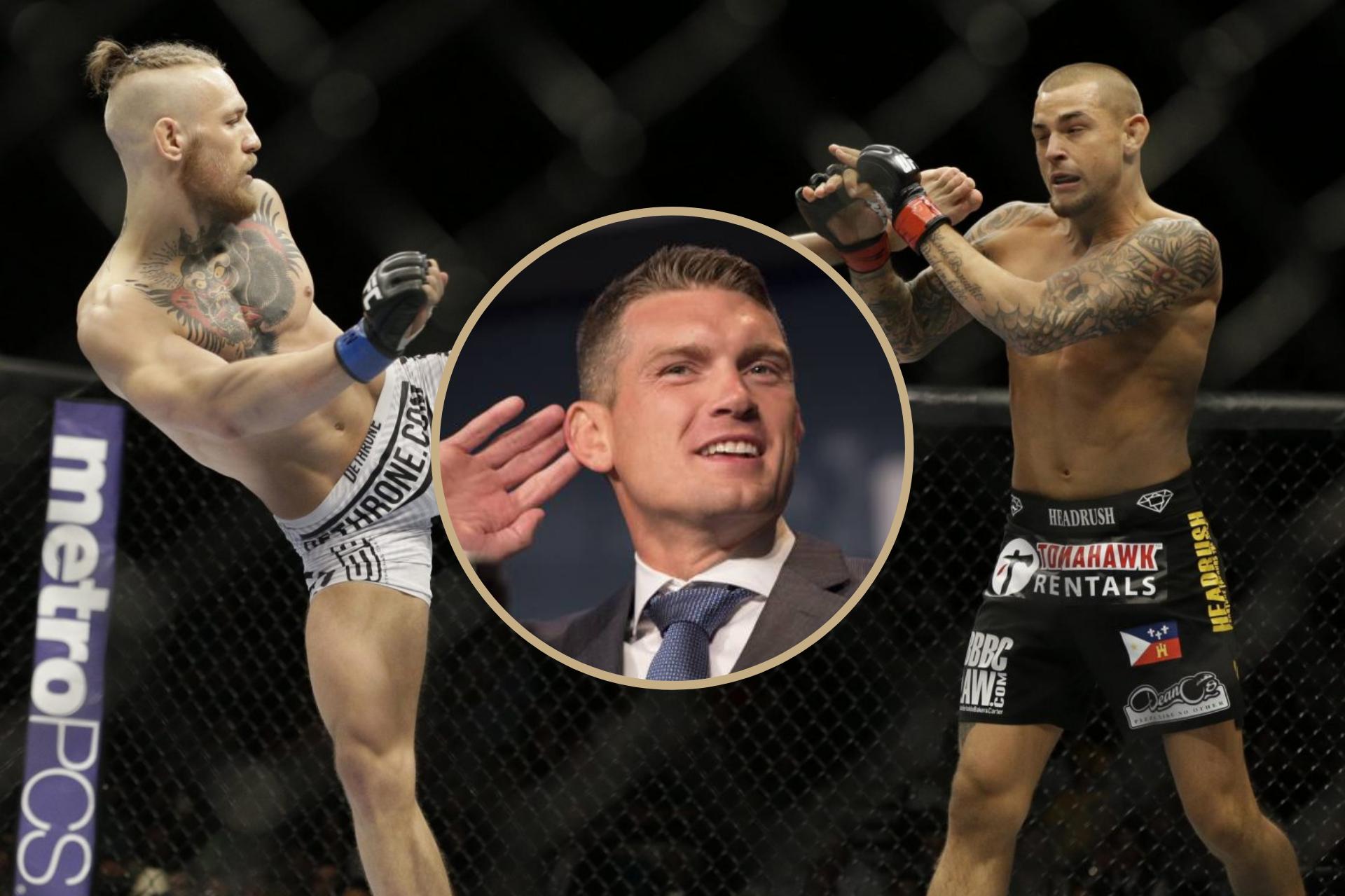 'Wonderboy' gives his prediction for Conor McGregor vs Dustin Poirier scheduled for UFC 257 - Conor McGregor
