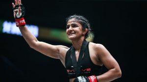 Ritu Phogat vs Jomary Torres