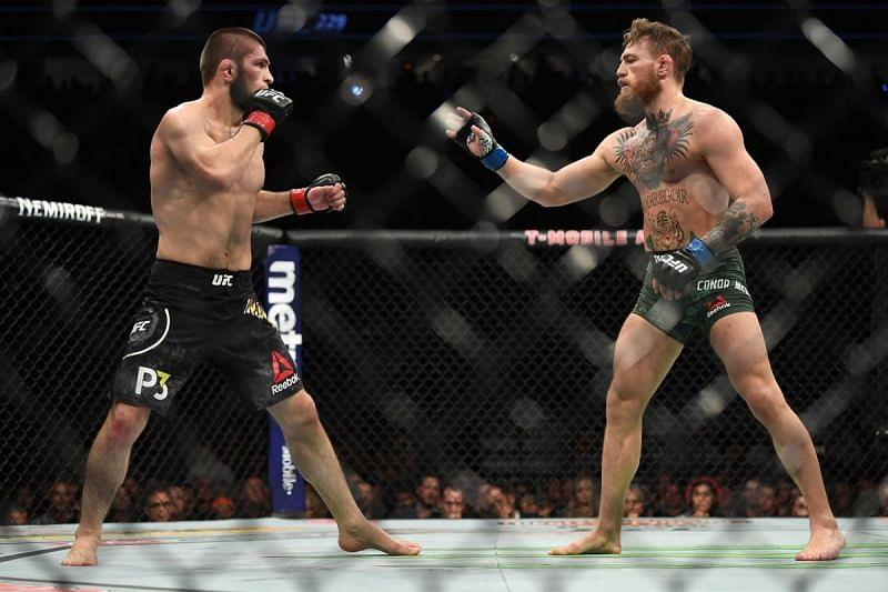 Conor McGregor says Khabib Nurmagomedov is a 'Phenomenal Fighter' and 'Current Best' - Conor McGregor