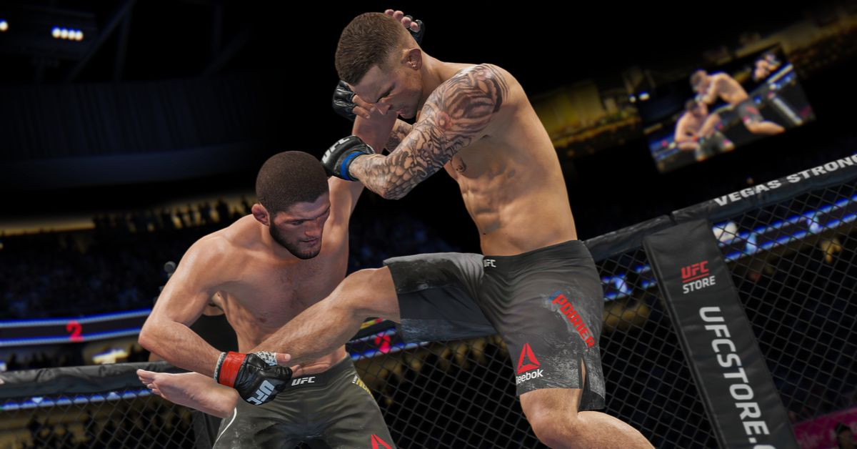 EA and UFC extend multi-year partnership for 10 years - EA