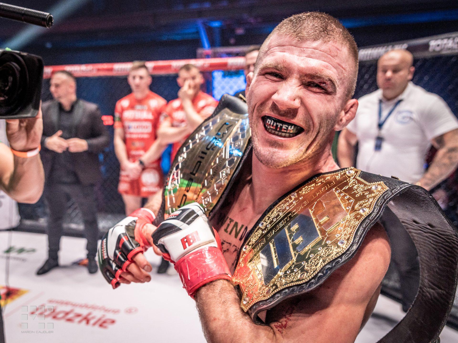 FEN 31 Results: Daniel Rutkowski def. Adrian Zieliński via Unanimous Decision - FEN 31