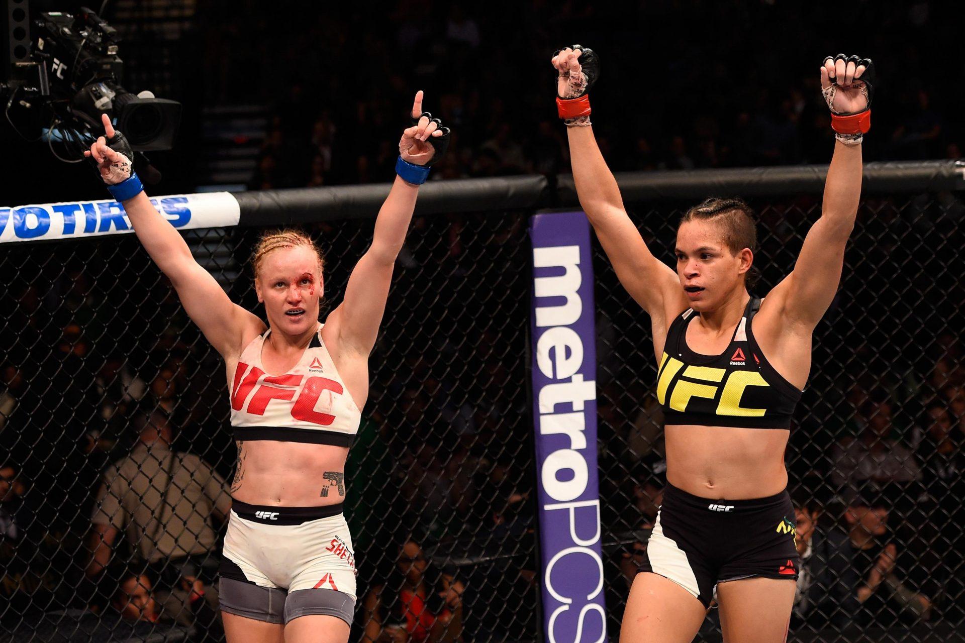Valentina Shevchenko vs. Amanda Nunes trilogy fight makes sense according to Dana White - Shevchenko
