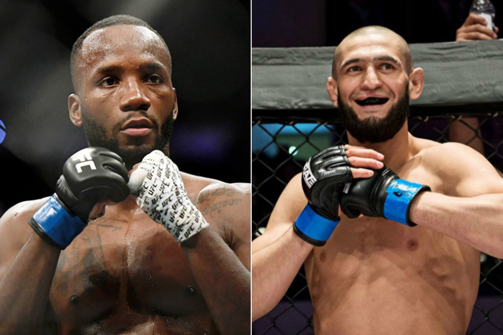Leon Edwards thinks Khamzat Chimaev is 'overhyped' - Leon