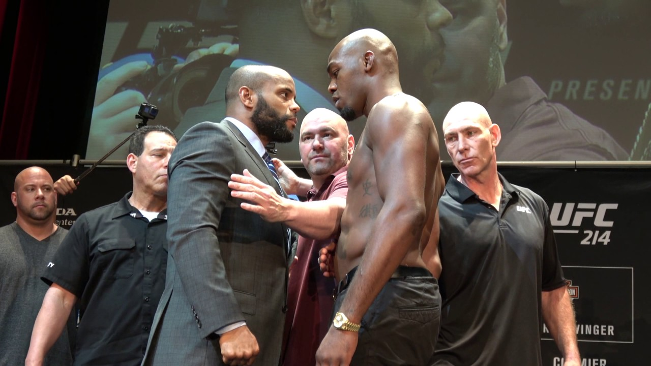 Jon Jones vs Daniel Cormier, GOAT