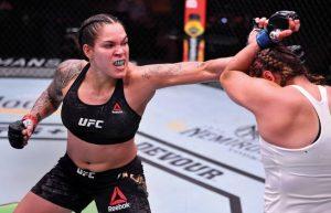 Amanda Nunes, Megan Anderson, UFC 256