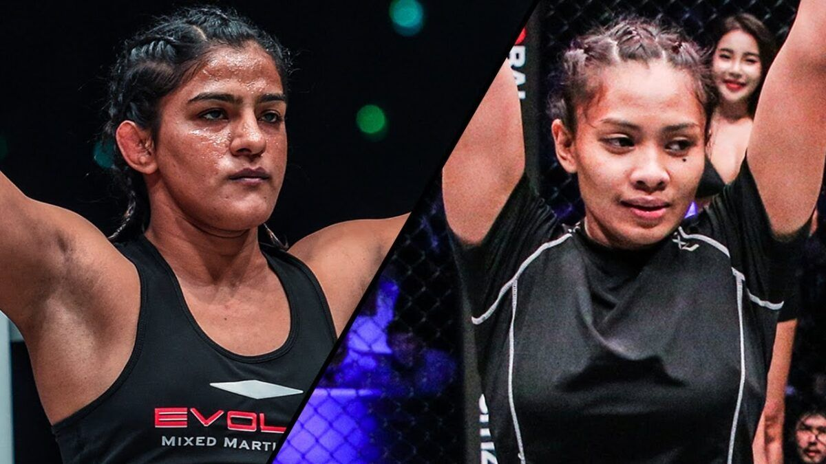 Ritu Phogat Vs. Jomary Torres, Full Card Revealed For ONE: BIG BANG - Ritu Phogat