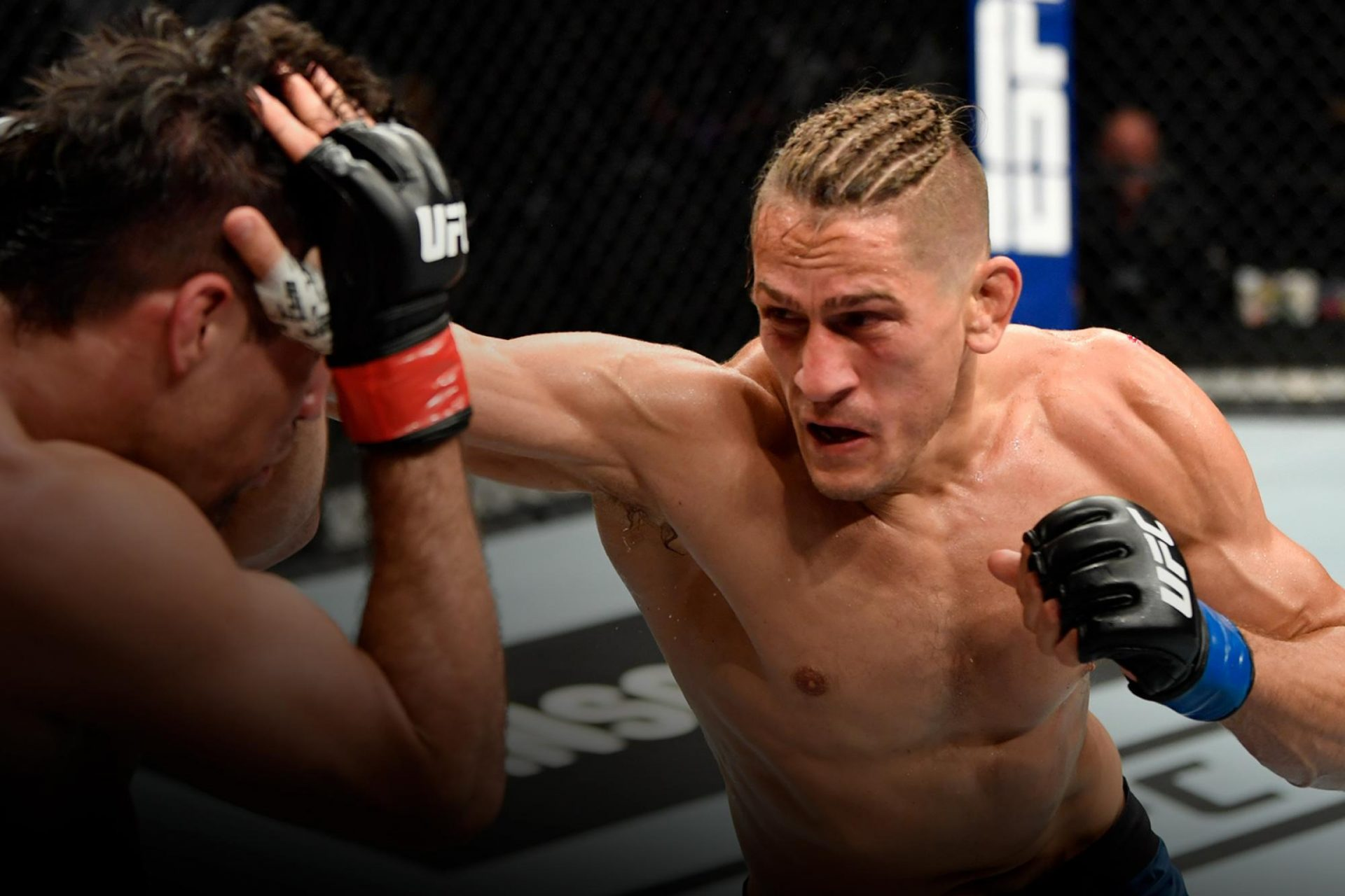 Niko Price amongst various UFC fighters suspended for marijuana usage - Price
