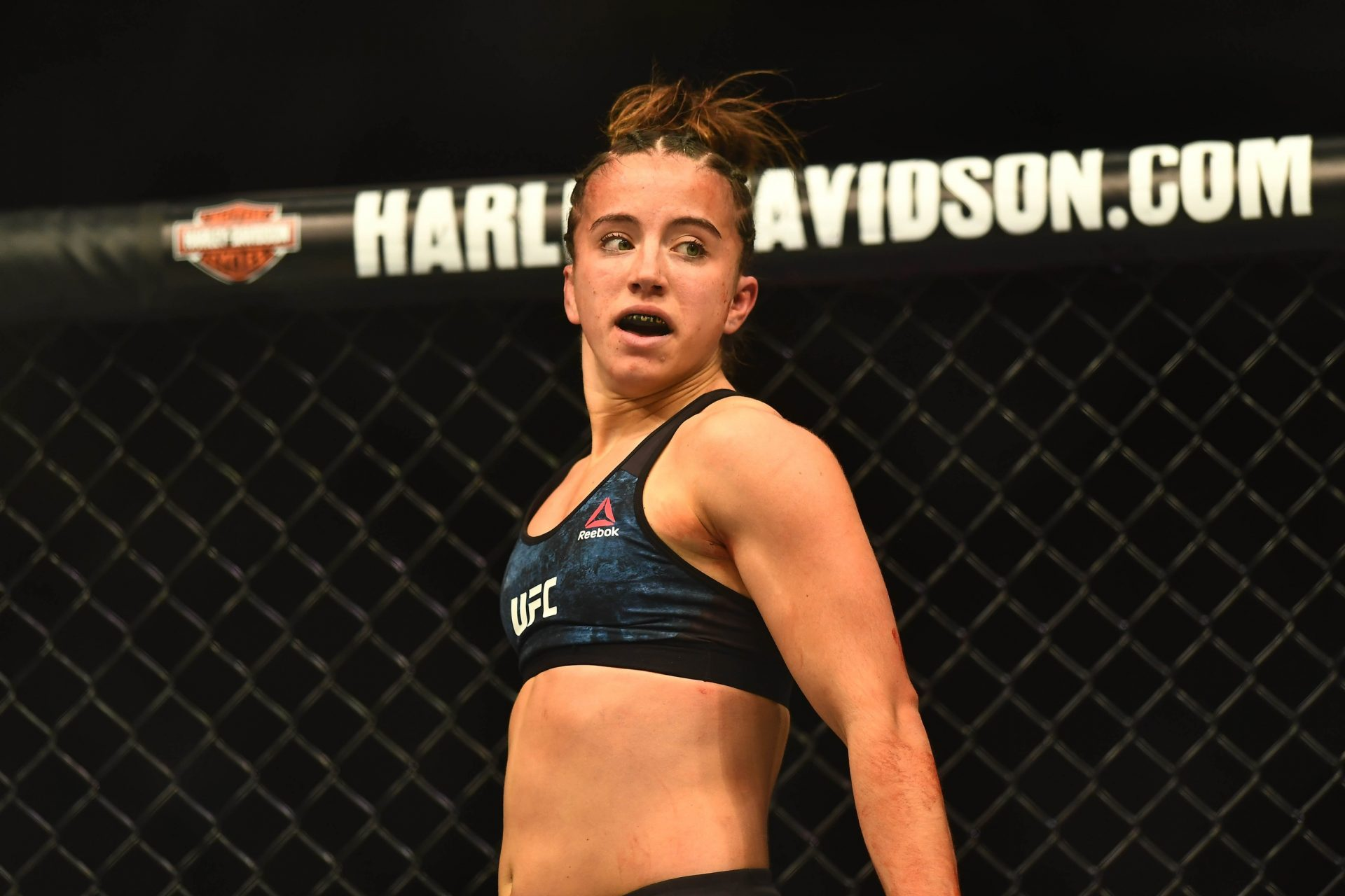 Maycee Barber wants to prove doubters wrong in 2021 - Maycee Barber