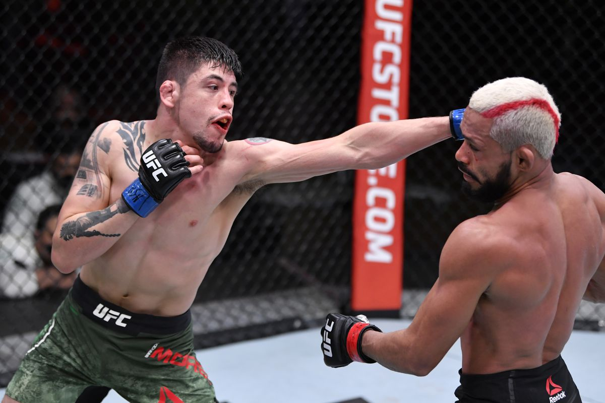 Brandon Moreno is ready for rematch against Deiveson Figueiredo - Moreno