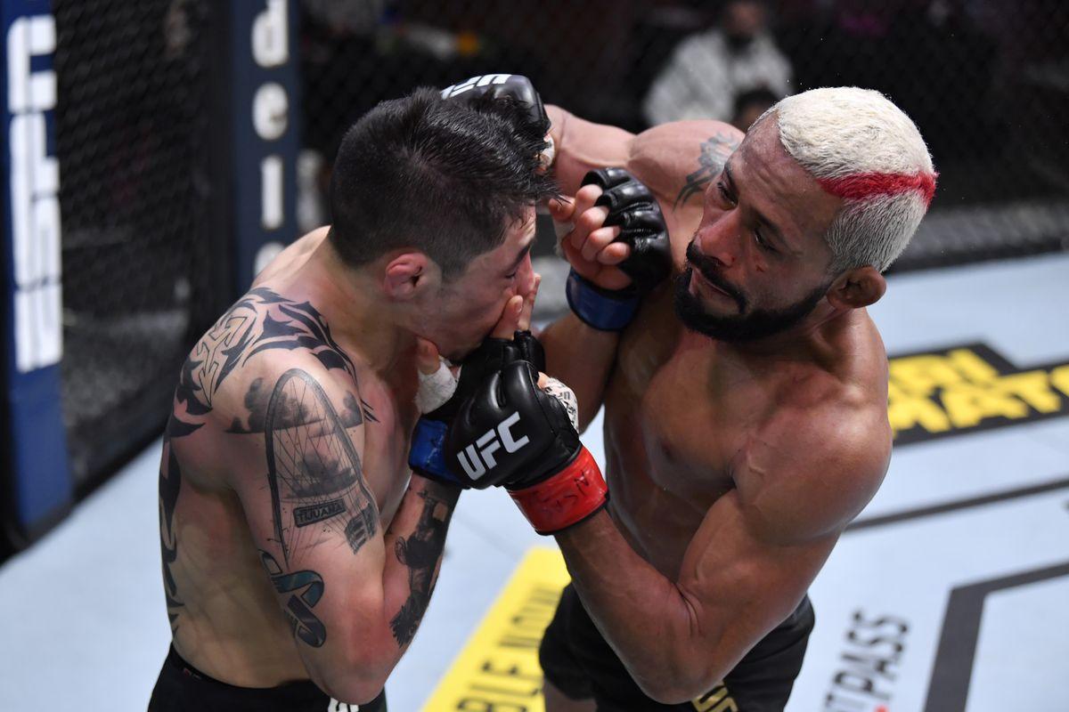 Deiveson Figueiredo says he beat Brandon Moreno: 'I won all rounds' - Deiveson Figueiredo