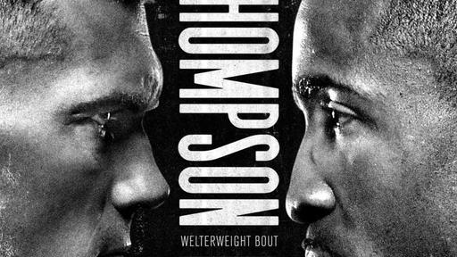 UFC Fight Night: Thompson vs. Neal - Thompson