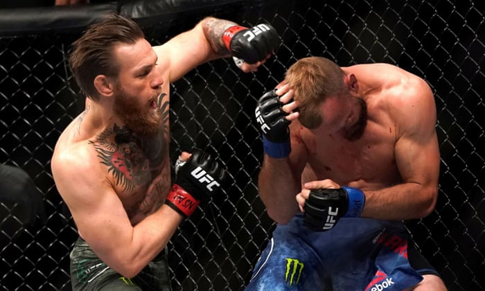 Conor McGregor says his fight with Donald Cerrone at UFC 246 was the highest selling PPV of 2020 - Conor McGregor