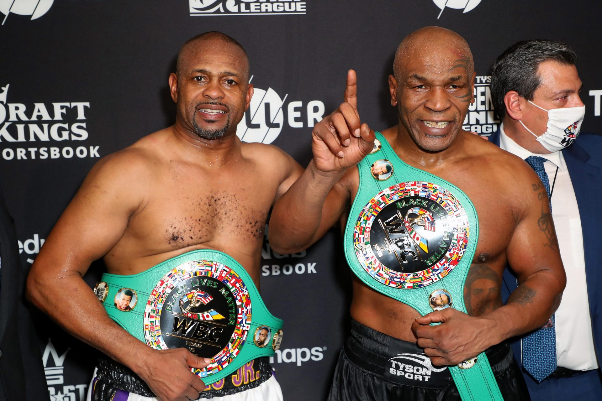 Mike Tyson vs Roy Jones Jr sold 1.2 Million PPV buys - Mike Tyson
