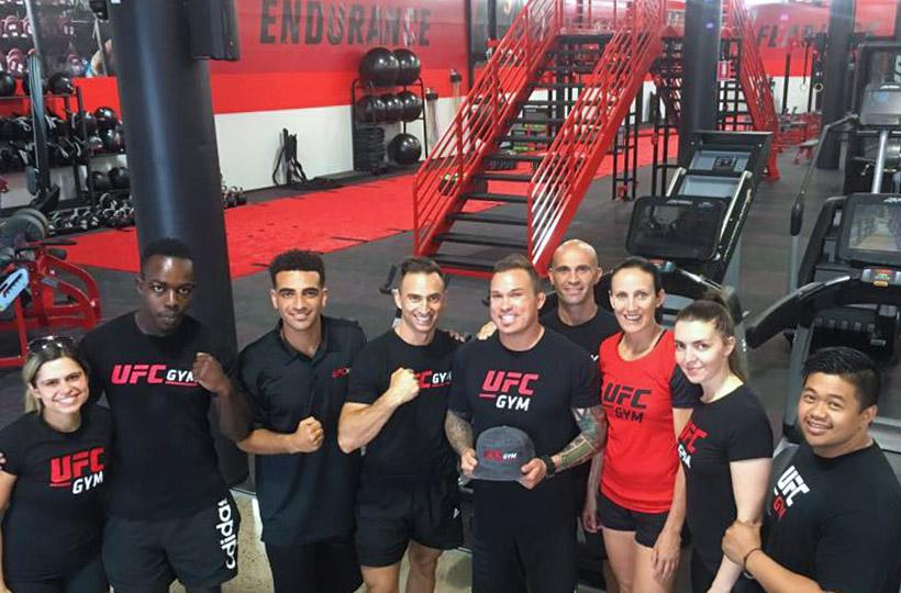 UFC Gym India: Important talking point - UFC Gym India