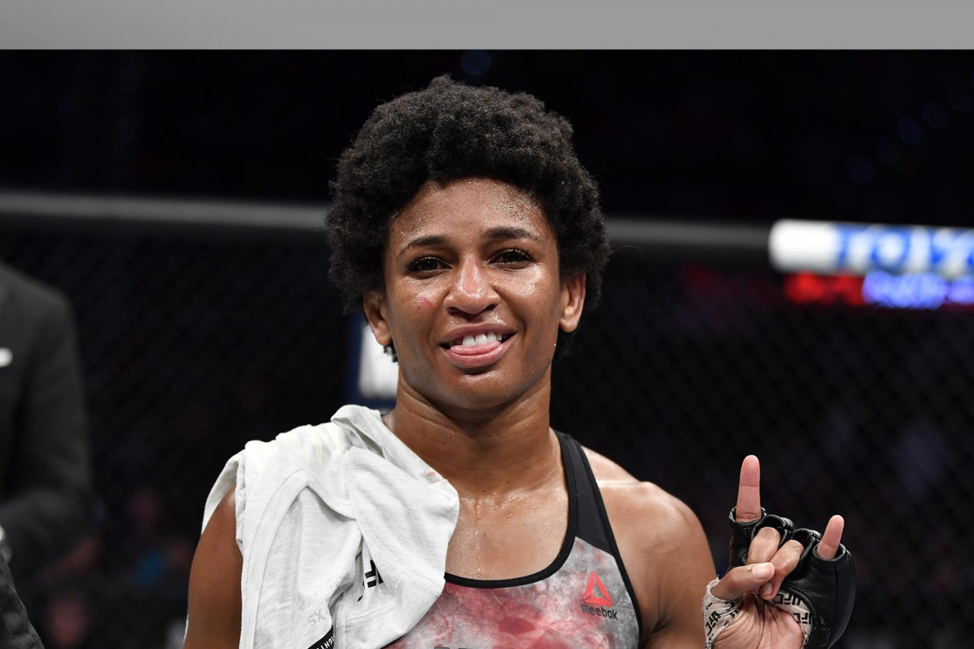 Angela Hill Has Tested Positive for COVID-19, Out of UFC 256 Fight - Hill