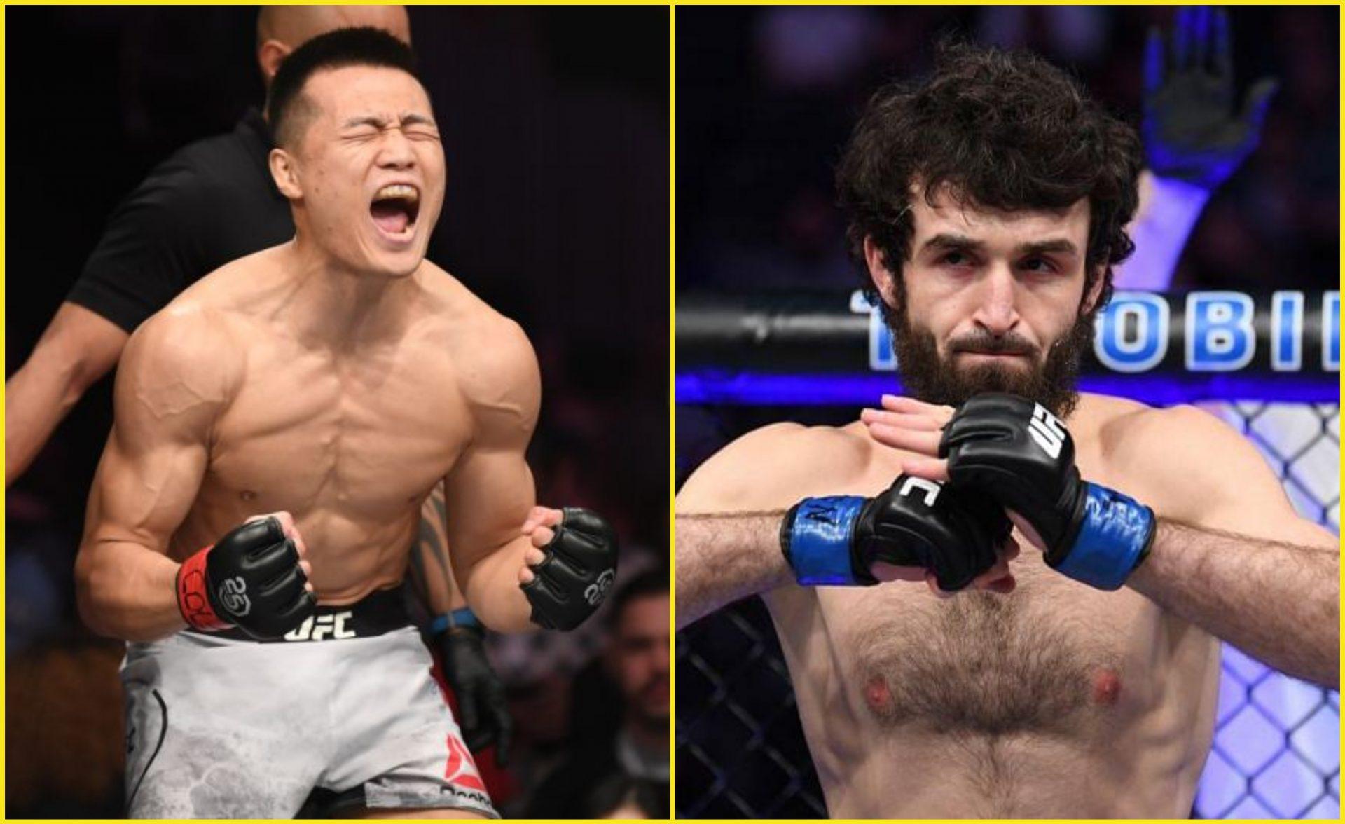 The Korean Zombie wants to fight Zabit Magomedsharipov Next - Zombie