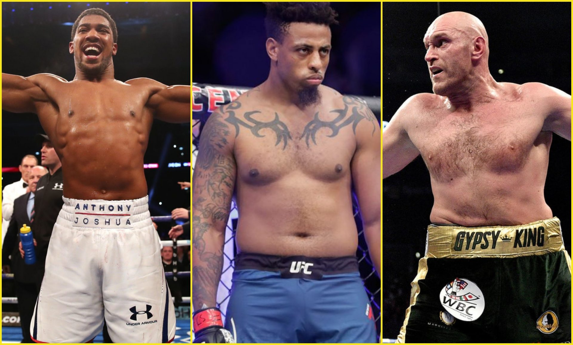 Greg Hardy says he will knock out Tyson Fury, Deontay Wilder and Anthony Joshua - Greg Hardy