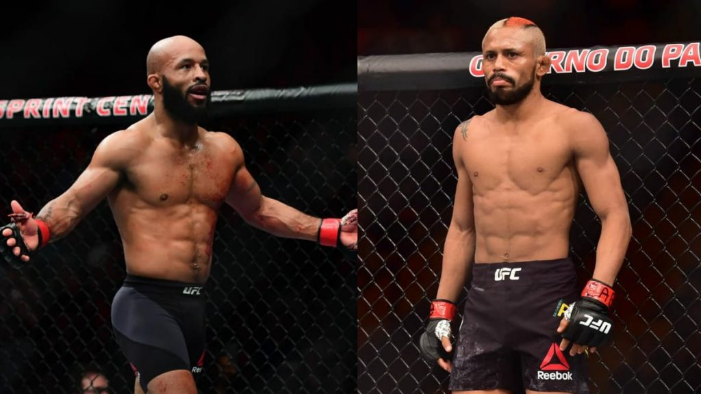 Demetrious Johnson on Deiveson Figueiredo: 'Time will tell if the hype is real' - Deiveson Figueiredo