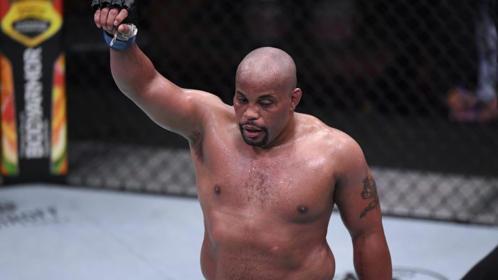 Daniel Cormier says he should have retired after beating Derrick Lewis at UFC 230 - Daniel Cormier
