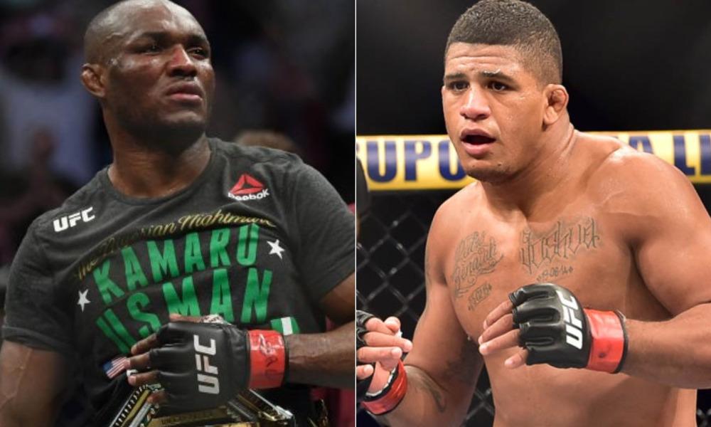 Gilbert Burns says he will finish Kamaru Usman at UFC 258 - Burns