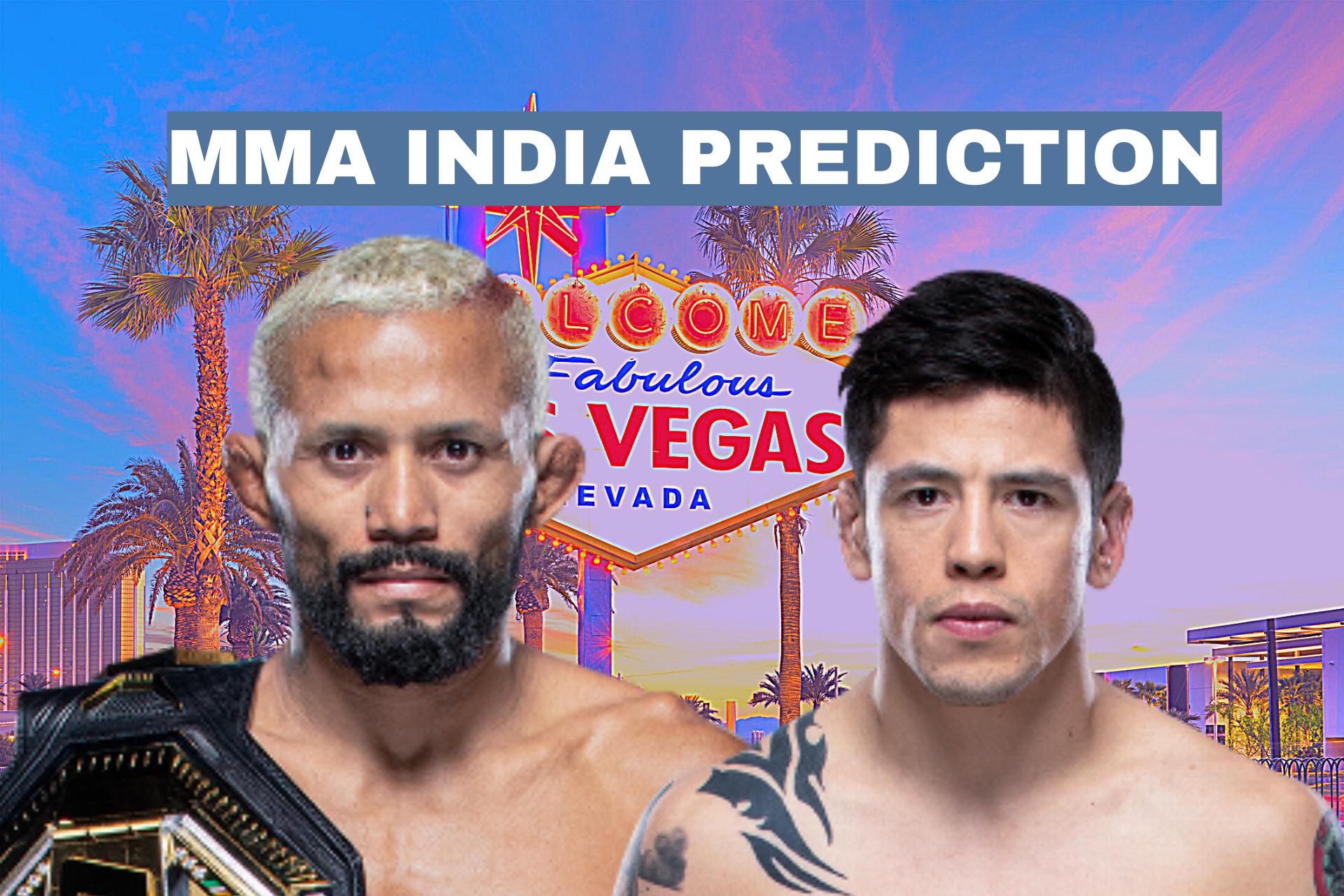 UFC 256: Figueiredo vs. Moreno Odds and Prediction - Figueiredo