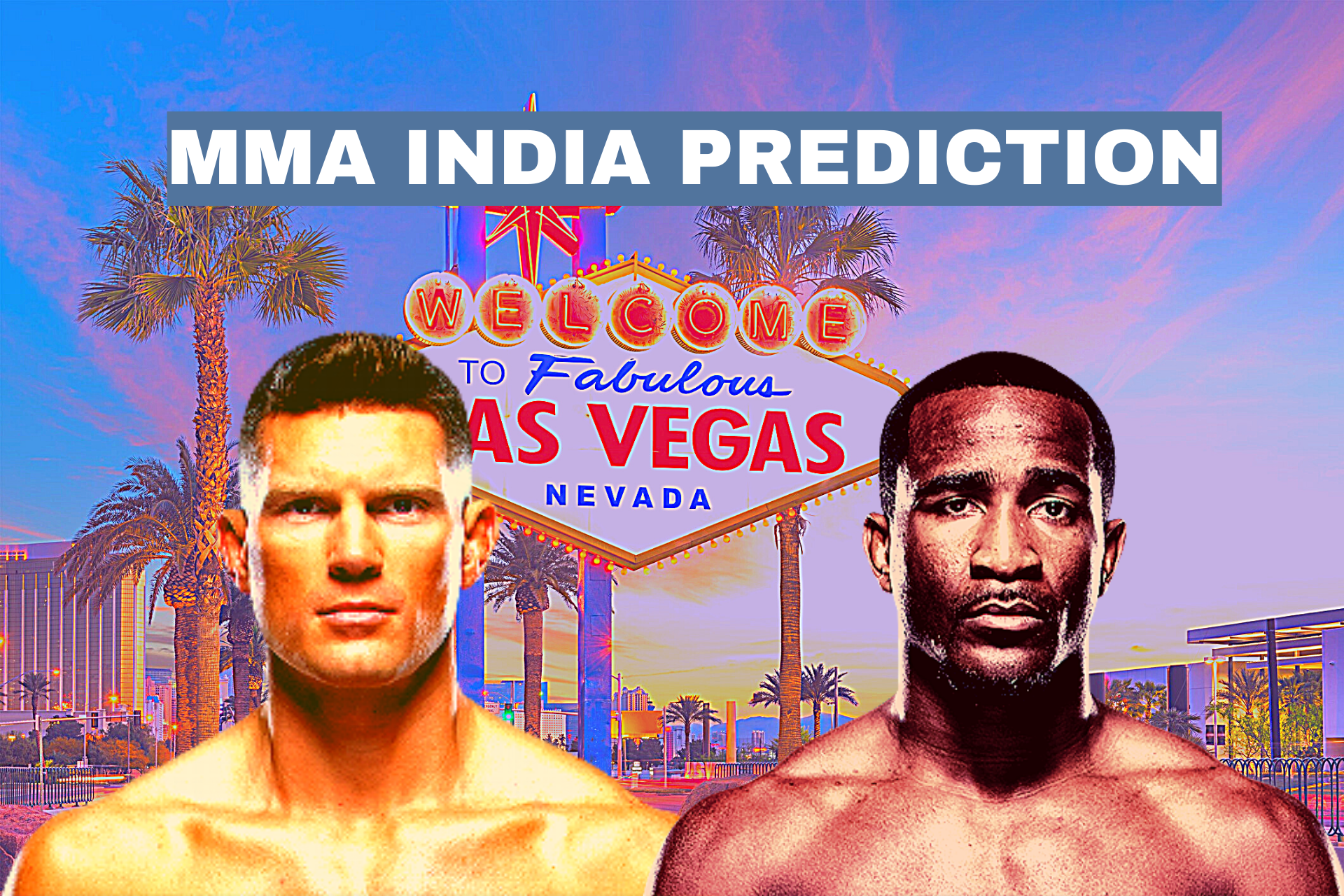 UFC Vegas 17: Thompson vs Neal Betting Odds and Prediction - UFC