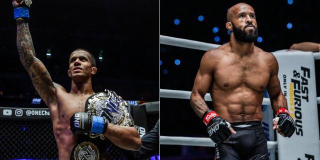 Demetrious Johnson will fight ONE flyweight champion Adriano Moraes on Feb 24 - Johnson