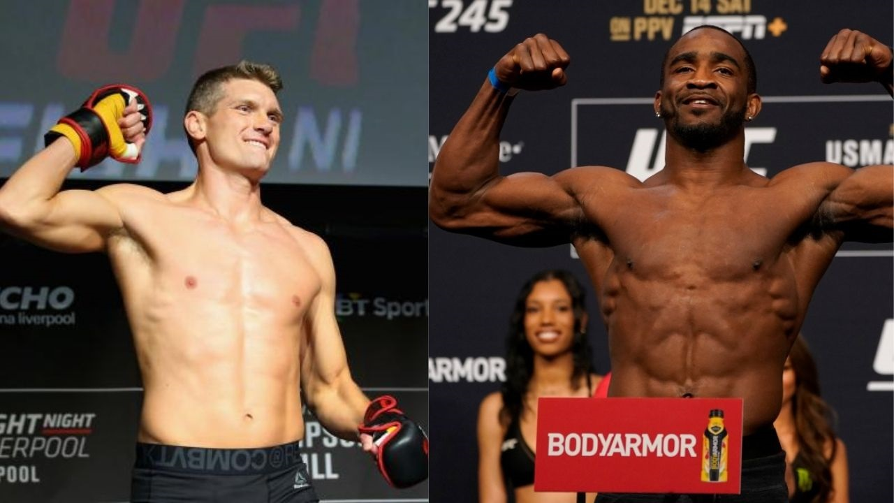 Geoff Neal vs Stephen Thompson