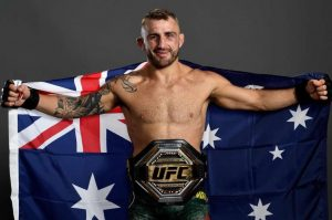 Alex Volkanovski eyes future move to lightweight or prove he's the best fighter there is