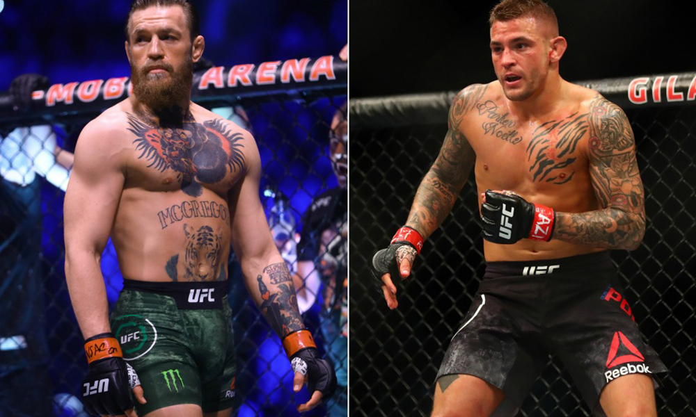 UFC 257: Poirier vs. McGregor 2 tickets already sold out - Mcgregor