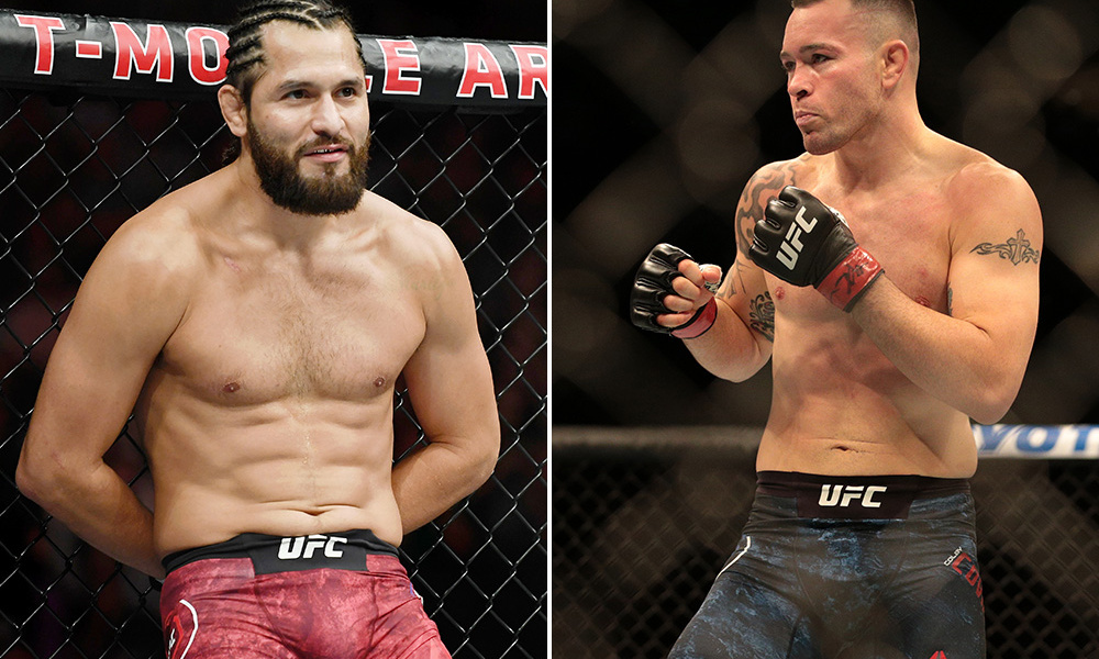 Dana White says he is working on making Jorge Masvidal vs. Colby Covington fight next - Masvidal
