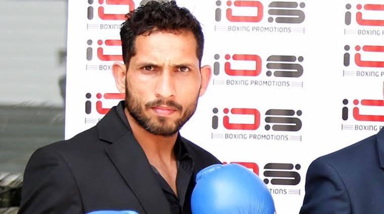 Pawan Maan : Friday Fighter of the Week: - Pawan Maan
