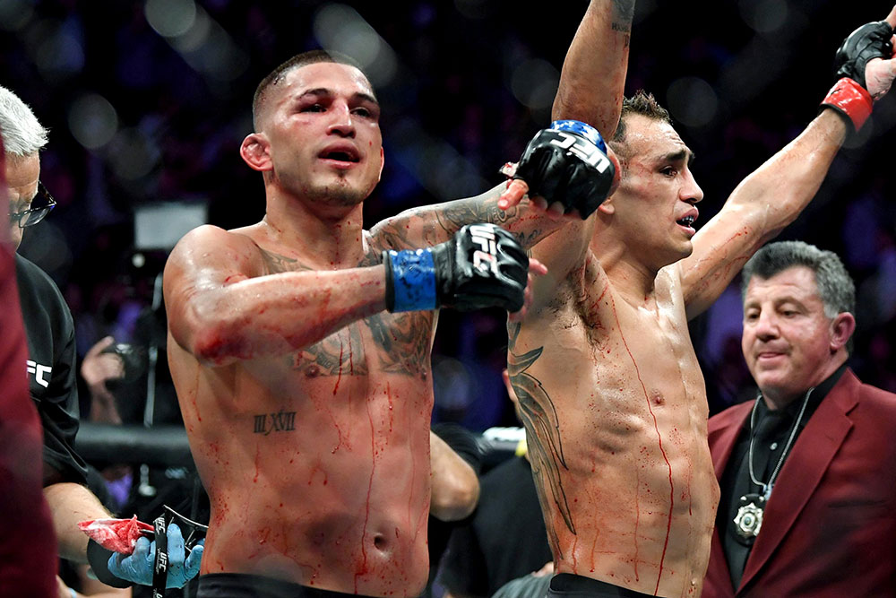 Anthony Pettis wants to fight Tony Ferguson in a rematch - Anthony