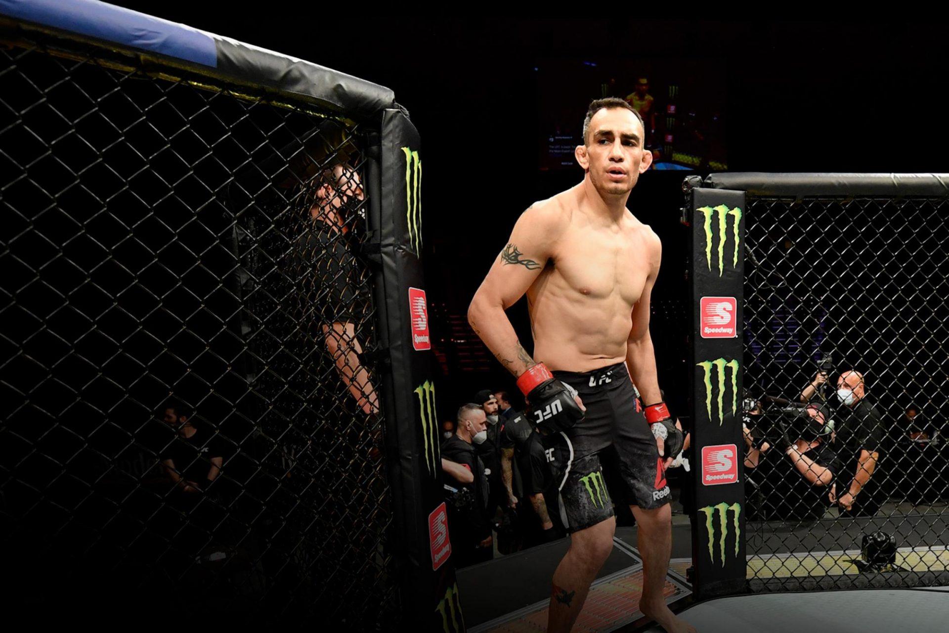 Tony Ferguson issues statement following loss to Charles Oliveira at UFC 256 - Tony Ferguson