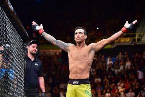 Charles Oliveira confident of finishing Tony Ferguson at UFC 256