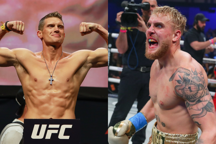 Stephen Thompson is confident that he can 'Crush' Jake Paul - Stephen