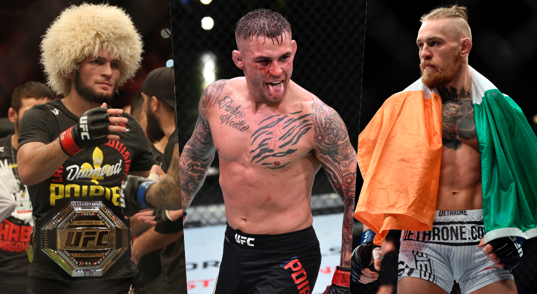 Conor McGregor says rematch with Poirier will be easy, but Khabib rematch will be 'easier' - Conor McGregor