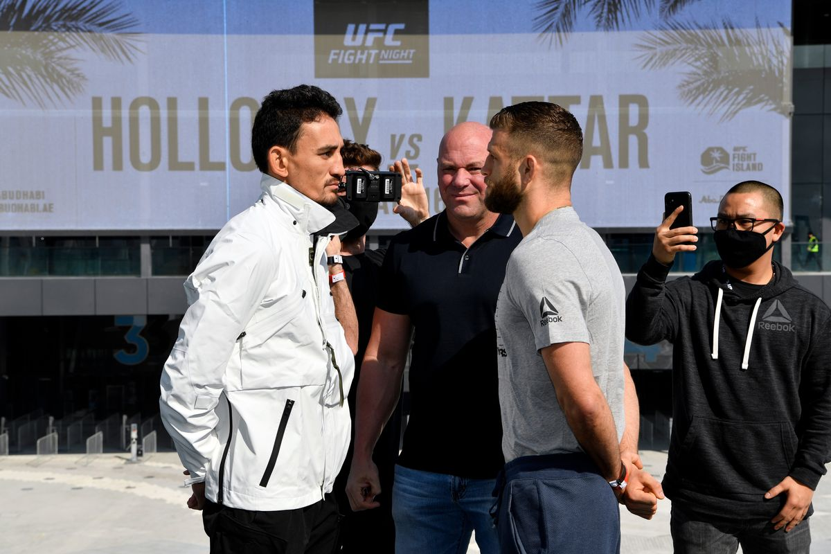 Max Holloway vs Calvin Kattar: UFC on ABC