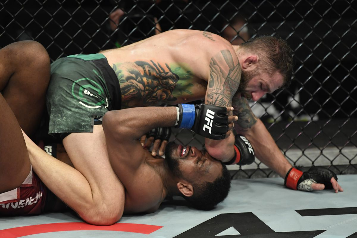 UFC Fight Island 8: Michael Chiesa defeats Neil Magny via unanimous decision -